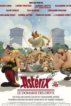 Astérix - Le Domaine des Dieux (2014)