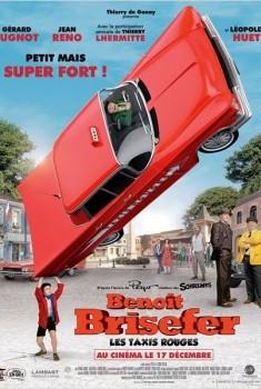 Benoît Brisefer : les Taxis Rouges (2013)