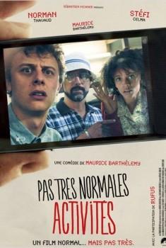 Pas très normales activités (2012)