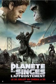 La Planète des singes : l'affrontement (2014)