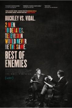 Best of Enemies (2015)