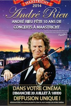 André Rieu (Coté Diffusion) (2014)