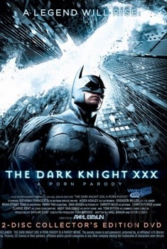 The Dark Knight XXX: A Porn Parody (2012)