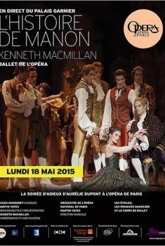 L'histoire de Manon (2014)