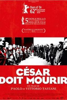 César doit mourir (2012)