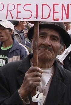 Ecuador une politique au-delà de l'utopie (2012)