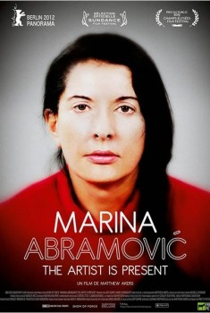 Marina Abramovic: The Artist Is Present (2012)