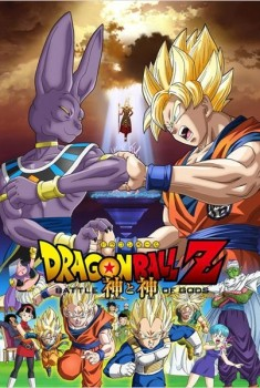 Dragon Ball Z : Battle of Gods (2013)