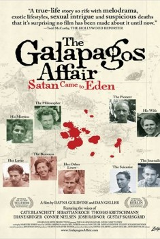 The Galapagos Affair: Satan Came To Eden (2013)