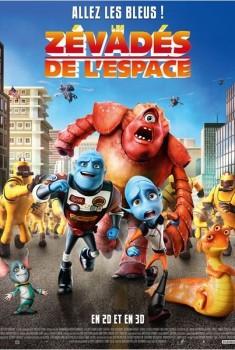 Les Zévadés de l'espace (2013)