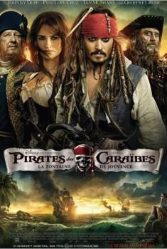 Pirates des Caraïbes : la Fontaine de Jouvence (2013)