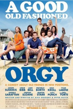 Petite orgie entre amis (2011)