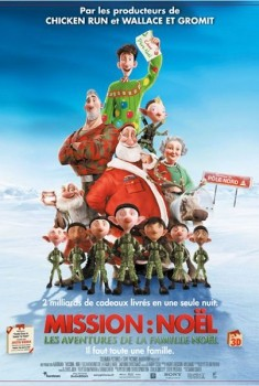 Mission : Noël Les aventures de la famille Noël (2011)