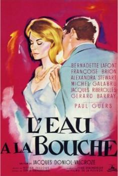 L'Eau à la bouche (1959)
