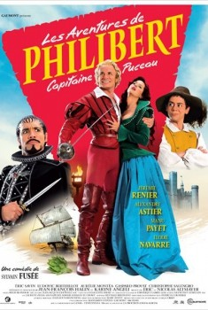 Les Aventures de Philibert, capitaine puceau (2011)