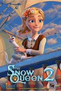 The Snow Queen : La reine des neiges 2 (2015)