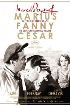 La Trilogie Marseillaise de Marcel Pagnol : Cesar (1936)