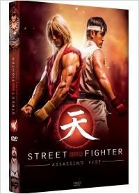Street Fighter: Assassin's Fist (Séries TV)