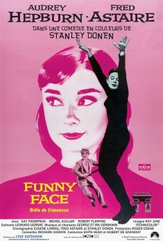 Drôle de frimousse (1957)