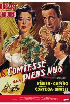 La Comtesse aux pieds nus (1954)