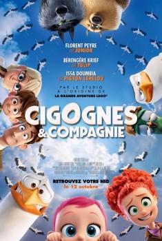 Cigognes et compagnie (2016)