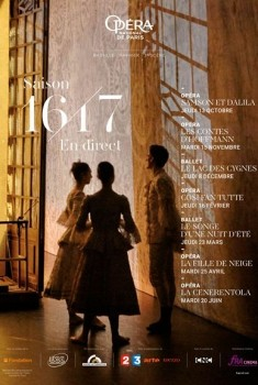 Les Contes d'Hoffmann (UGC VIVA L'OPERA-FRA CINEMA) (2016)