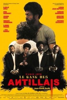 Le Gang des Antillais (2015)