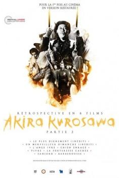 Rétrospective Akira Kurosawa - Partie 2 (2017)