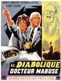 Le Diabolique Docteur Mabuse (1960)