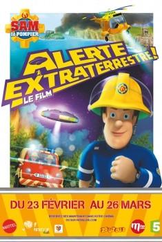 Sam le pompier : Alerte extraterrestre - Le film (2016)