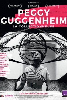 Peggy Guggenheim, la collectionneuse (2017)