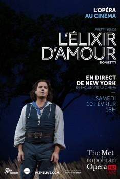 L'Élixir d'amour (Met-Pathé Live) (2018)