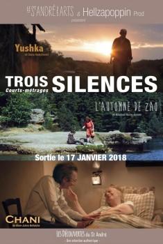 Trois silences (2016)