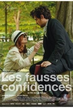 Les Fausses Confidences (2016)