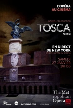The Metropolitan Opera: La Tosca (2018)