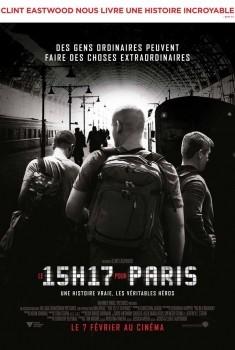 Le 15h17 pour Paris (2018)