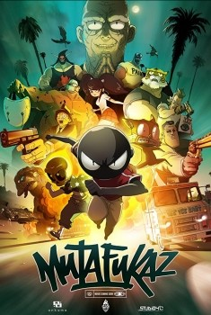 Mutafukaz (2018)