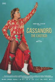Cassandro, the Exotico! (2018)