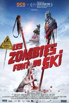 Les Zombies font du ski (2016)