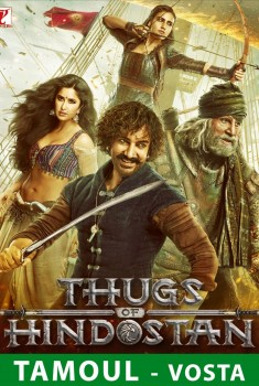 Thugs of Hindostan - Tamoul (2018)